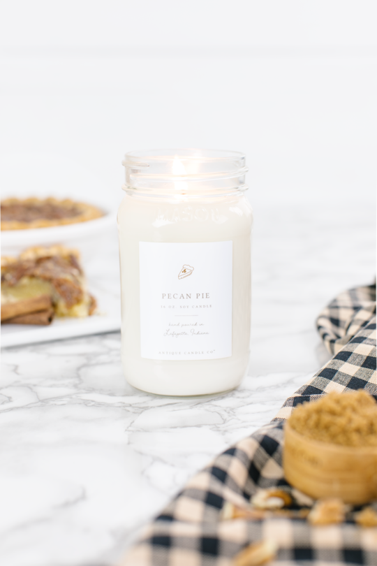 Antique Candle Co - Pecan Pie 16oz