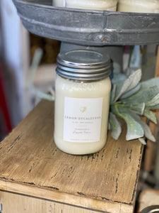 Antique Candle Co - Lemon Eucalyptus 16oz