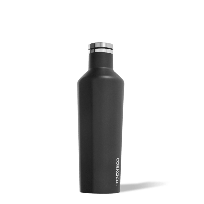 Corkcicle Canteen 16 oz . - Matte Black