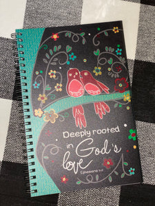 Journal - Deeply Rooted in God's Love