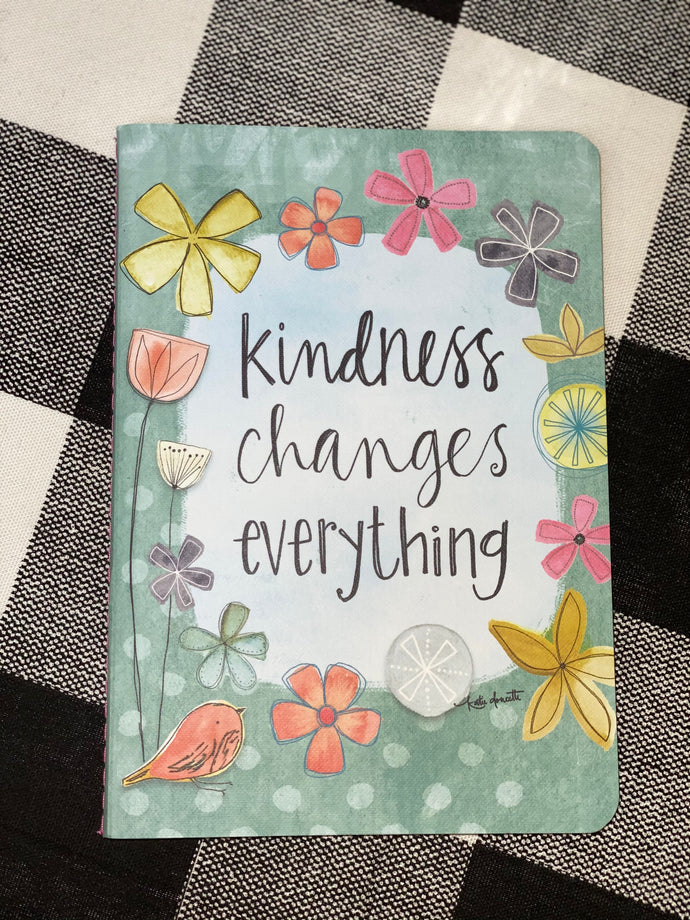 Journal - Kindness Changes Everything