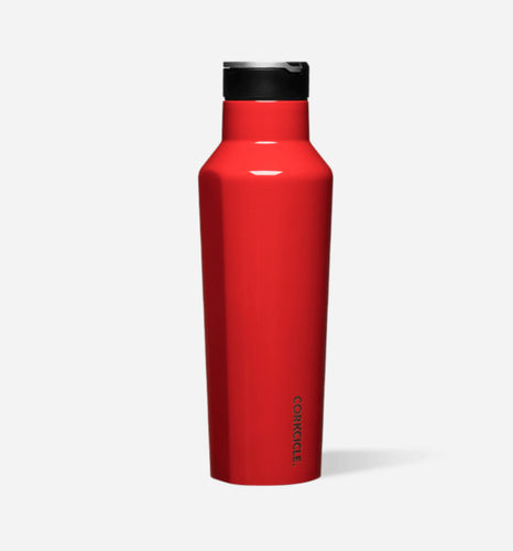 Corkcicle Sport Canteen 20oz - Red