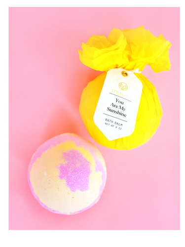 Musee Bath Balm - You Are My Sunshine