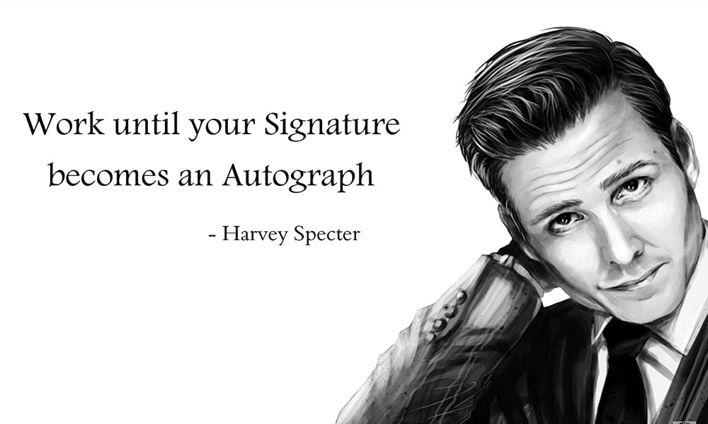 How To Stay On Top Of The Game Like Harvey Specter