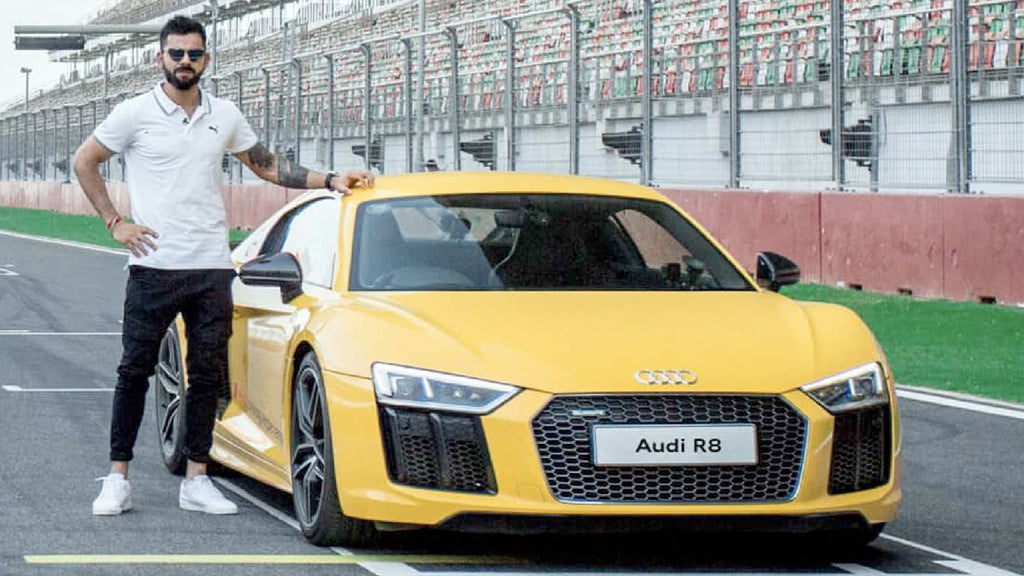 Top 10 German Cars Owned by Indian Cricketers