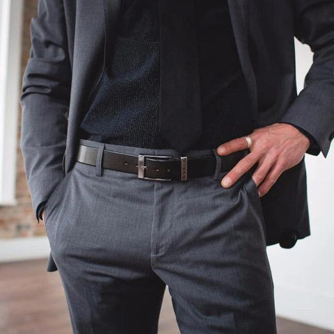 Personalised Reversible Belt for Men
