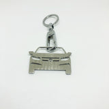 Honda Civic Car Keychain