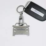 Jeep Compass Car Keychain