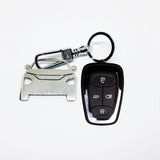 Tata Harrier Car Keychain