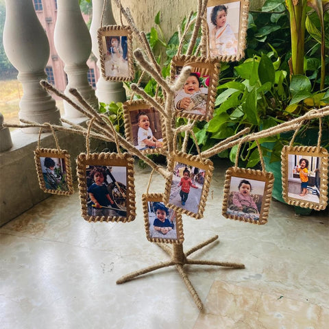Personalised Photo Tree for Family