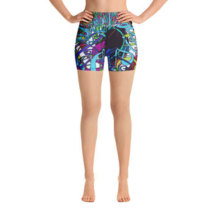 JOY Women's Yoga Shorts