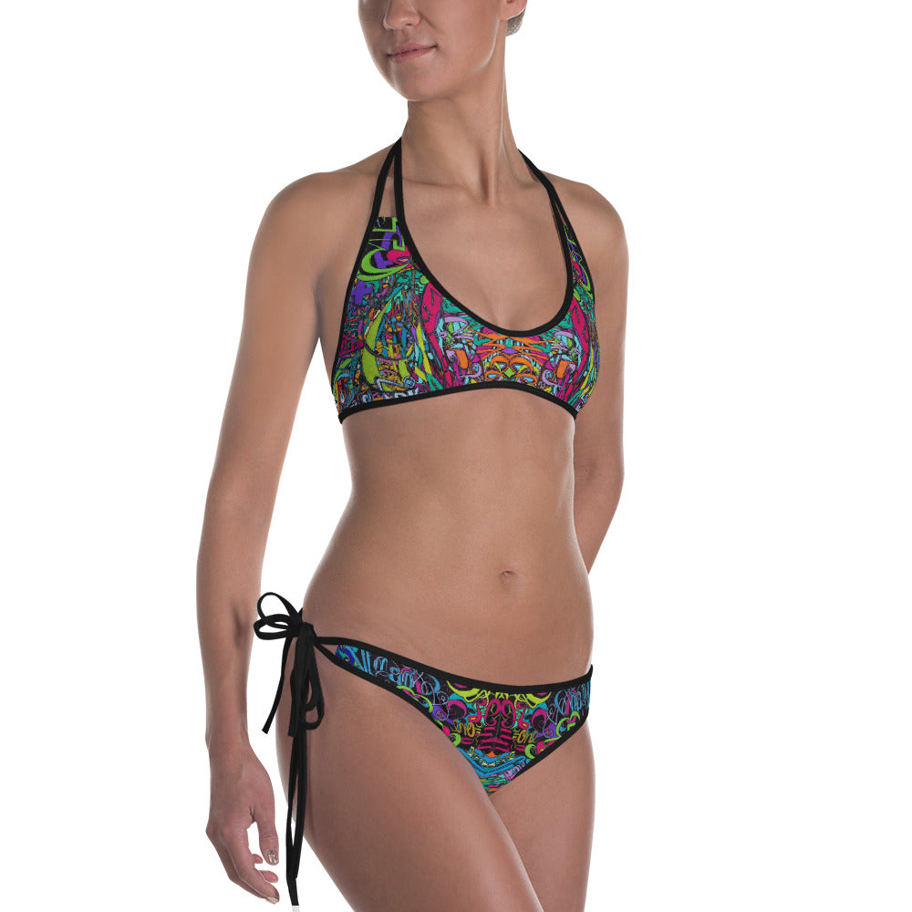 LULLABY Custom Printed Bikini