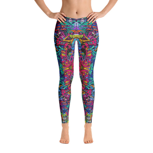 LYRIC Custom Printed Leggings