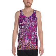 Load image into Gallery viewer, LOVE: IN PINK Unisex Tank Top