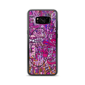 LOVE: IN PINK Samsung Phone Case