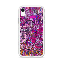 Load image into Gallery viewer, LOVE: IN PINK iPhone Case