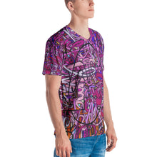 Load image into Gallery viewer, LOVE: IN PINK Men's T-shirt