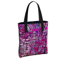 Load image into Gallery viewer, LOVE: IN PINK City Tote