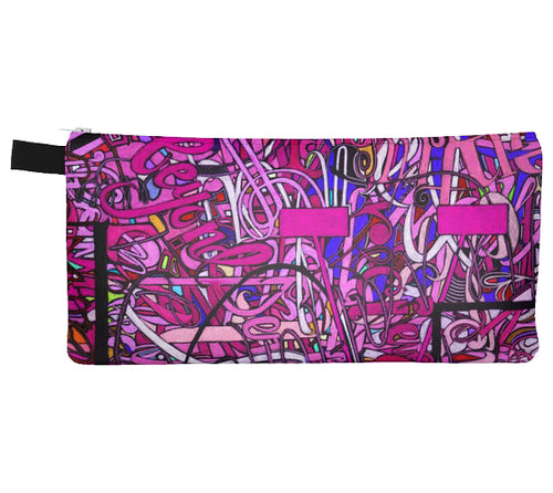 LOVE: IN PINK Makeup Bag