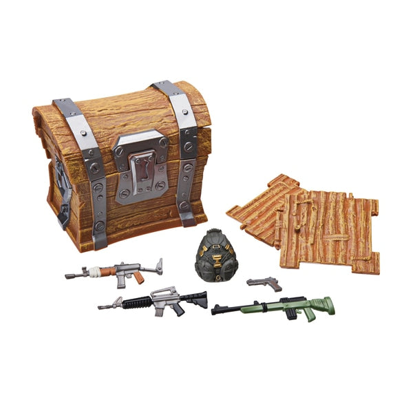 Fortnite Loot Collectible Chest lajitelma D Suomi