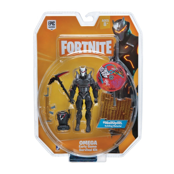 Fortnite Omega Early Game Survival Kit Figuuri