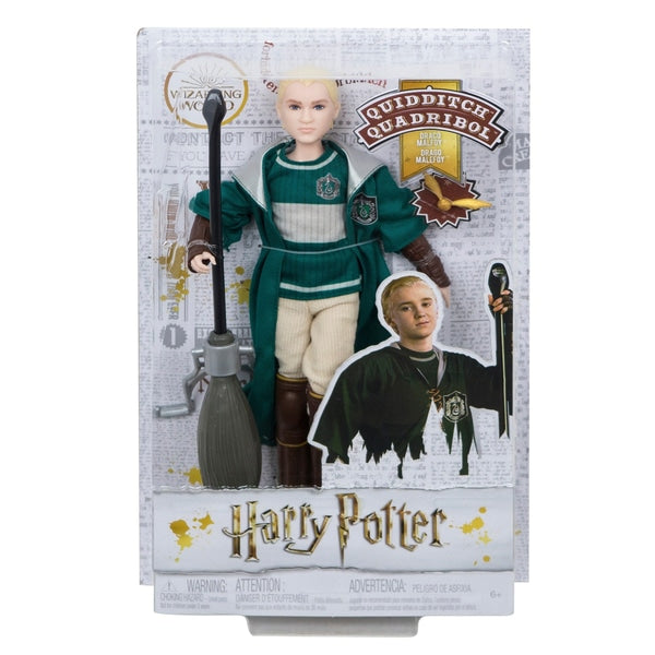 Harry Potter Quidditch Draco Malfoy nukke