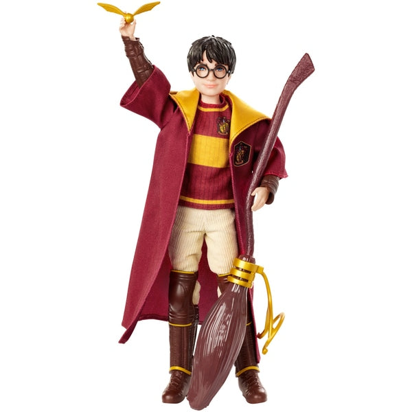 Harry Potter Quidditch Harry nukke Suomi