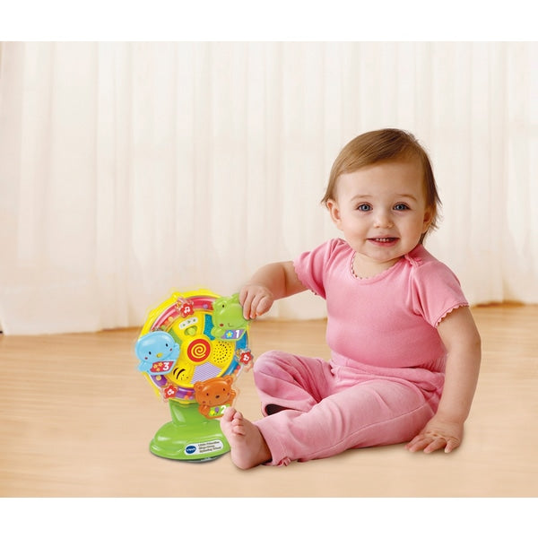 VTech Little Friendlies Sing Along Spinning Wheel Suomi
