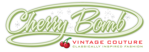 About Cherry Bomb Vintage Couture