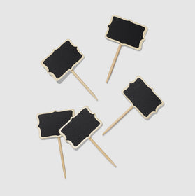 Chalkboard Toppers (10 per pack)