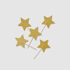 Star Mini Toppers (10 per pack)