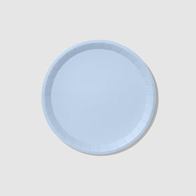 Pale Blue Classic Large Plates (10 per pack)