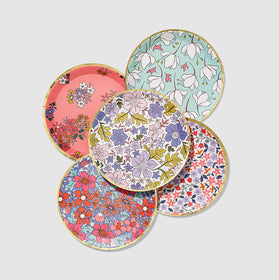In Full Bloom Small Plates (10 per pack)