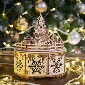 Gifts-from-Santa---3D-wooden-mechanical-model-kit-by-WoodTrick-SSS