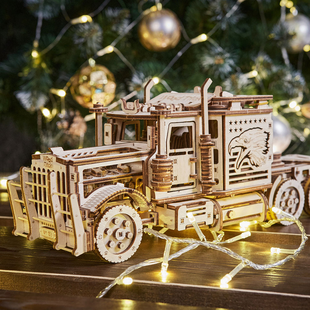 Big-Rig---3D-wooden-mechanical-model-kit-by-WoodTrick-SSS