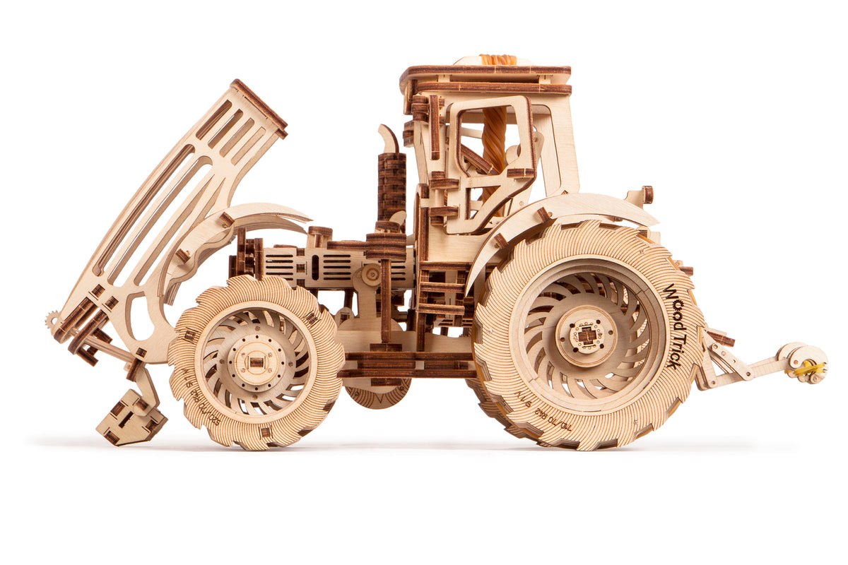 Learning game, 3D wooden puzzles, Ugears, Wooden gears, Gifts for him, 3D puzzles for adults, 3D wooden puzzles
