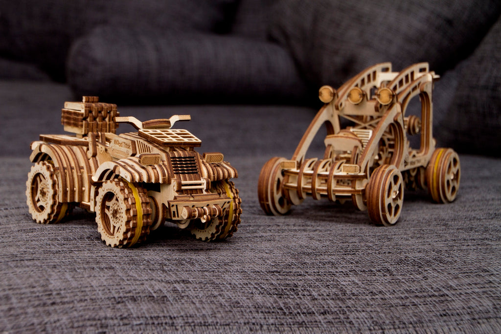 buggy wooden toy