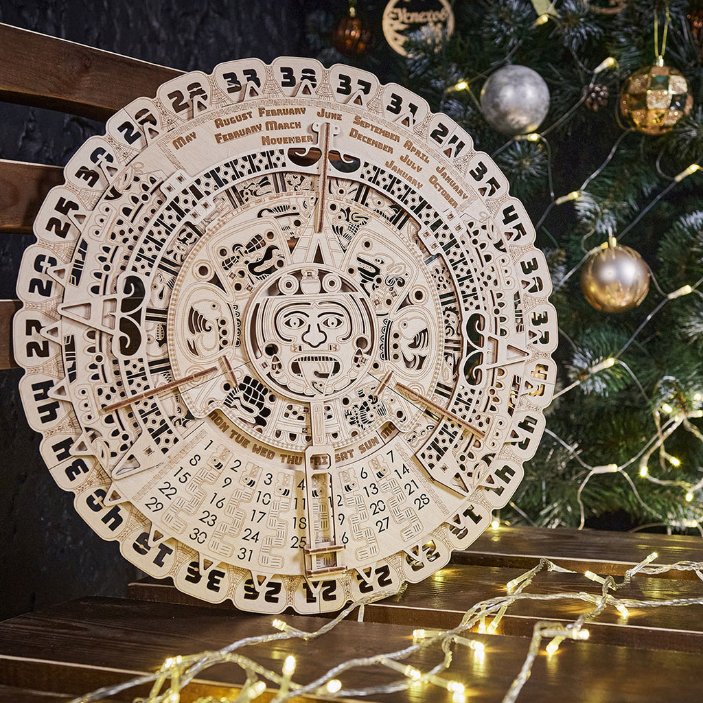 Maya-Calendar---3D-wooden-mechanical-model-kit-by-WoodTrick-SSS