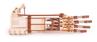 3D wooden mechanical models, wooden models, wooden kits, 3D wooden mechanical puzzles.