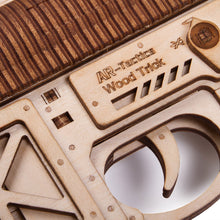 Assault Gun AR-T - 3D wooden mechanical model kit by WoodTrick.