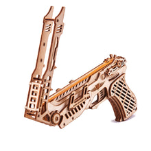 Cyber Gun - 3D-wooden-mechanical-model-kit-by-WoodTrick.-WoodTrick-wooden-model-kit1