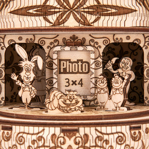Fairy Theater - 3D-wooden-mechanical-model-kit-by-WoodTrick.-WoodTrick-wooden-model-kit