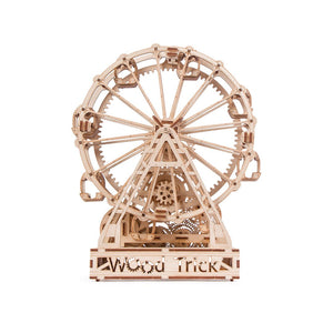 Mechanical Ferris Wheel - 3D wooden mechanical model kit by WoodTrick.jpg