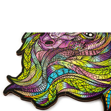 Purple-Wind---mimi-wooden-colorful-puzzle-by-WoodTrick1