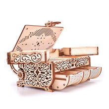 Treasure box - 3D-wooden-mechanical-model-kit-by-WoodTrick.-WoodTrick-wooden-model-kit