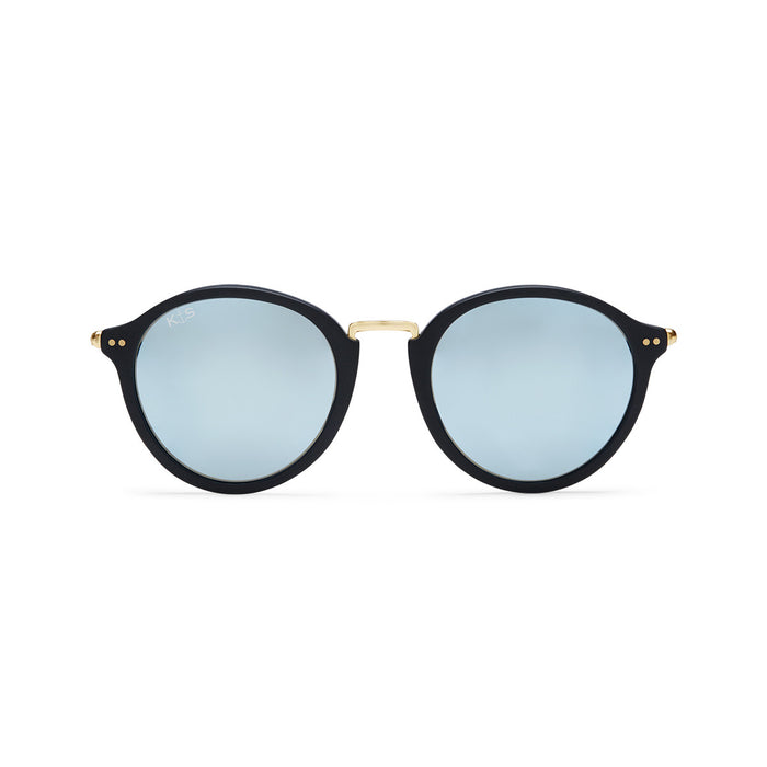 Maui Matt Black Blue Mirrored - Kapten & Son - Vietnam