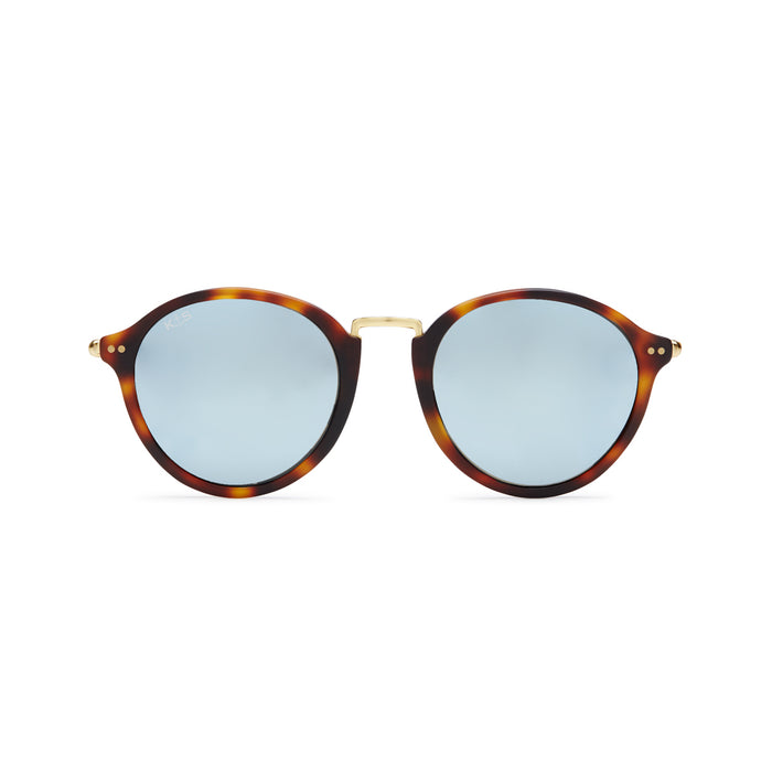 Maui Matt Tortoise Blue Mirrored - Kapten & Son - Vietnam