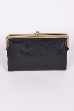 The Laura Wallet Black
