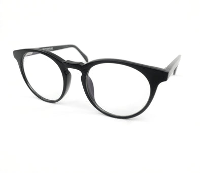 Charlie Blue Light Glasses Matte Black