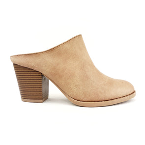 Bailey Booties Camel